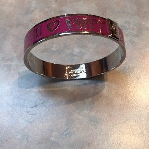 Coach Jewelry - Coach poppy bangle